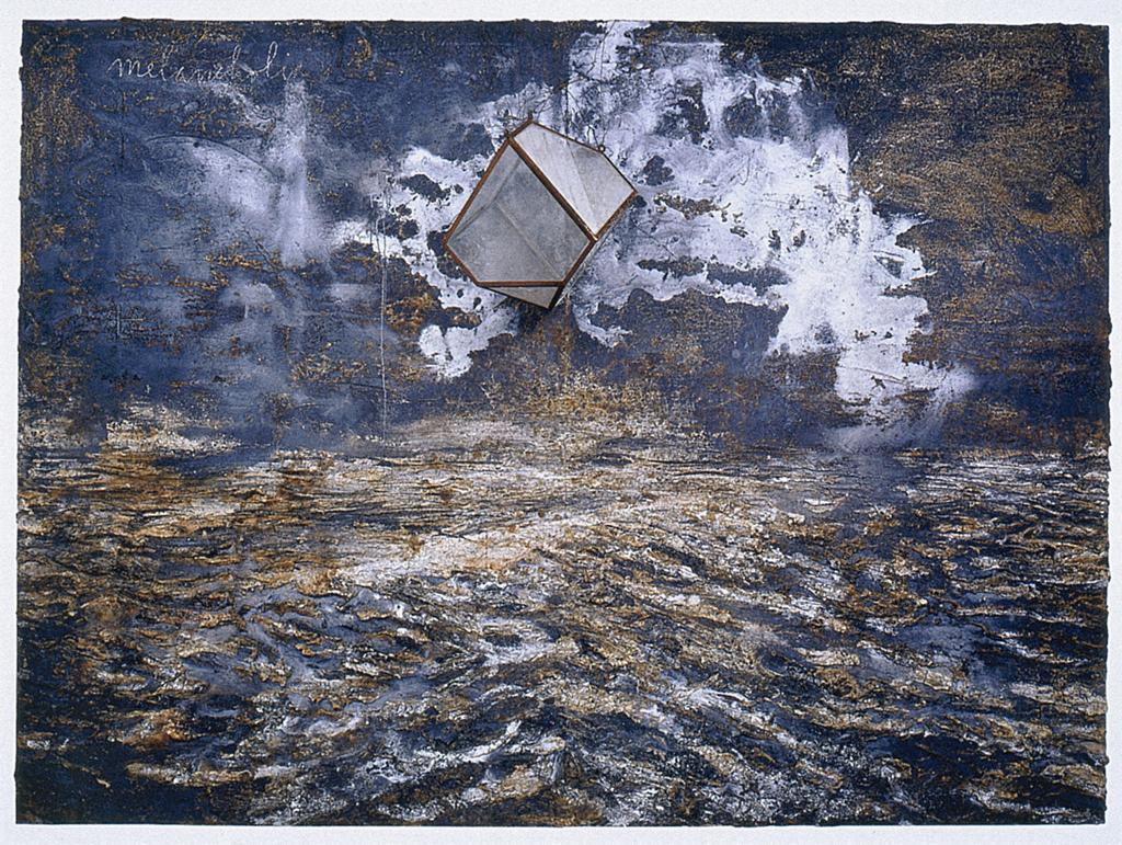 Anselm Kiefer. Melancholia, 2004.